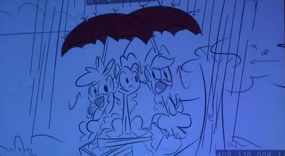 File:Apple Bloom and Applejack shield Pinkie Pie from rain S4E9.png