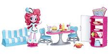 Equestria Girls Minis Pinkie Pie Sweet Snacks Cafe set