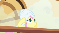 Fluttershy worried S4E14