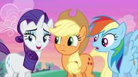 """Rarity """"that's what we said, darling"""" S6E14"""
