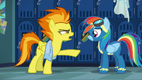 "Spitfire ""you need to stop"" S6E7"