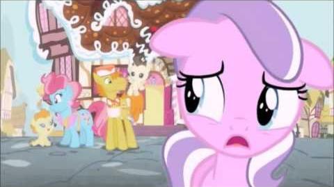 The Pony I Want To Be - Swedish