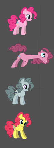 File:FANMADE Fighting is Magic Pinkie Pie concept art.jpg