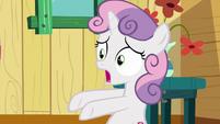 "Sweetie Belle incredulous ""how?!"" S6E19"