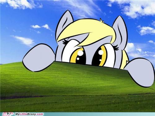 File:FANMADE My-little-pony-friendship-is-magic-brony-derpy-invades-your-windows large.jpg
