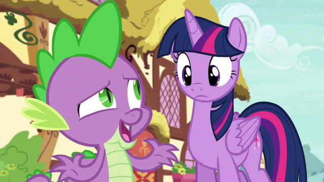 """File:Spike """"hoping we could take the scenic way"""" S5E3.png"""