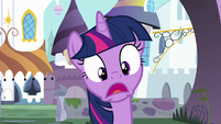 Twilight shocked S5E12