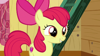 "Apple Bloom ""she'll wanna know about this"" S6E19"