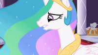 Celestia 'This doesn't make sense' S2E01