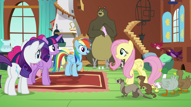 File:Rainbow Dash very impressed by Fluttershy S7E5.png