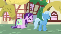 Starlight Glimmer looking very weak S7E2