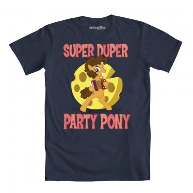 File:Super Duper Party Pony T-shirt WeLoveFine.jpg