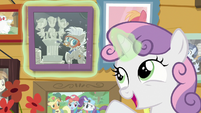 "Sweetie Belle ""another satisfied client!"" S7E6"