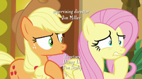 "Applejack ""if Twilight trusts the map"" S6E20"