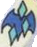 File:Comic issue 33 Vampire Rarity cutie mark crop.png