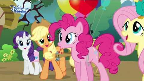 Disney Channel España My Little Pony Haré del castillo un hogar