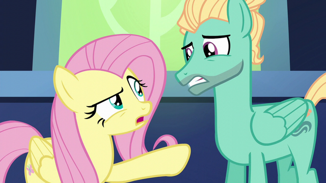 """File:Fluttershy """"you're going to work"""" S6E11.png"""