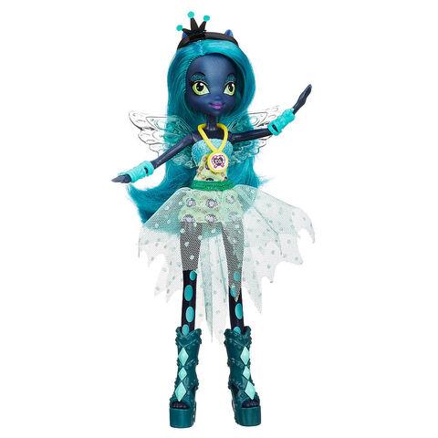 File:Queen Chrysalis Equestria Girls Ponymania doll.jpg