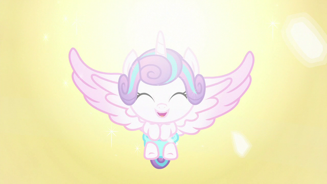 File:Flurry Heart glowing bright S6E2.png