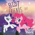 MLP The Movie 'Best Friends Day' promotional image