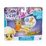 MLP The Movie Applejack Seapony packaging