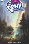 Comic issue 54 cover RI