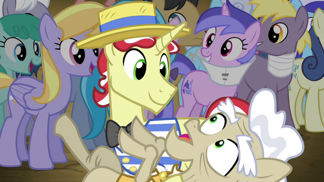 File:Flim prevents an old pony from falling S4E20.png