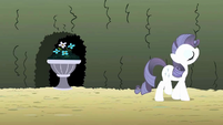 Grey Rarity being snobby S2E1
