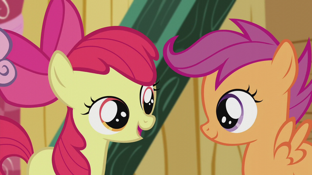 """File:AB """"We've never tried gettin' our cutie marks..."""" S5E18.png"""
