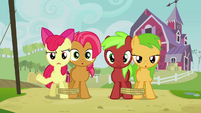 Apple Bloom 'Seriously' S3E08