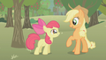 Applejack talks to Apple Bloom S1E12.png