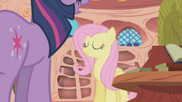 Fluttershy Eyes Closed S1E09