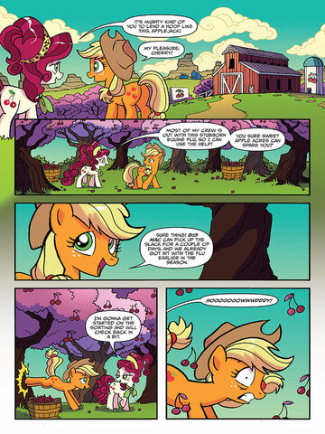 File:Friends Forever issue 33 page 1.jpg