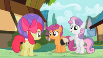 Sweetie Belle 'that's it' S2E06