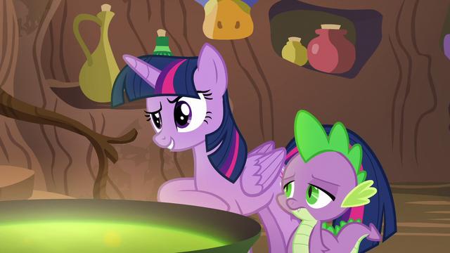 "File:Twilight Sparkle ""I know funny"" S5E22.png"