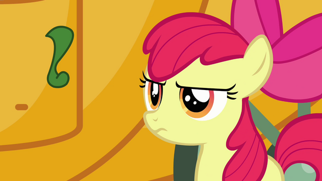 File:Apple Bloom does not approve S3E4.png