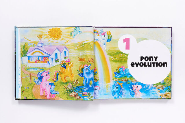File:Art of Equestria page 12-13 - Pony Evolution.jpg