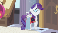 Rarity enough time S2E9