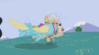 Sassaflash, Mayor and Smarty Pants 2 S02E03