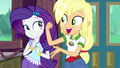 """Applejack """"way more strength than I usually do"""" EG4.png"""