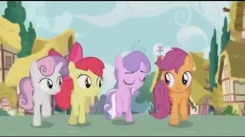 Light of Your Cutie Mark - Latvian - TV3 version