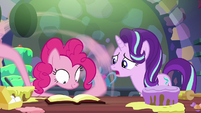 """Starlight Glimmer """"all of this done so fast"""" S6E21"""