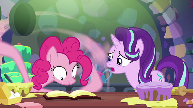 """File:Starlight Glimmer """"all of this done so fast"""" S6E21.png"""