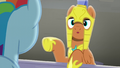 Guard points at Rainbow Dash S5E15.png