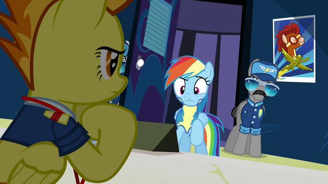 File:Rainbow 'I mean no ma'am!' S3E7.png