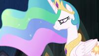 Stern Princess Celestia S4E02