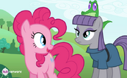Twitter promo Pinkie and Maud