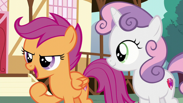 """File:Scootaloo """"like how I used my bungee jumping"""" S6E4.png"""