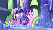 """Starlight """"the map has never called me before!"""" S7E10"""