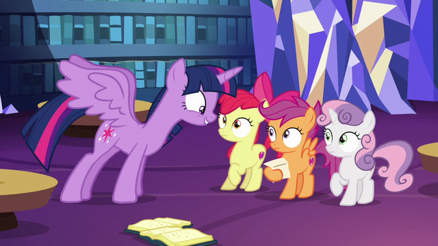 """File:Twilight Sparkle """"you know what this calls for?"""" S6E19.png"""